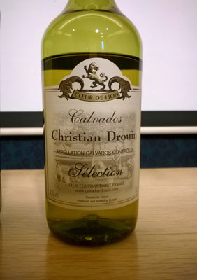 Christian Drouin Calvados Selection