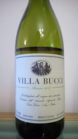 Villa Bucci Verdicchio dei Castelli di Jesi Classico Riserva 2007
