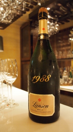 Lanson 1988 Vintage Collection