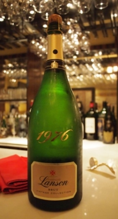 Lanson 1976 Vintage Collection