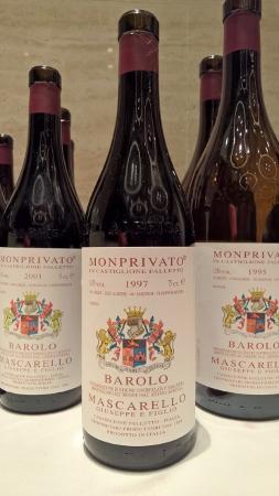 Guiseppe Mascarello Barolo Monprivato 1997